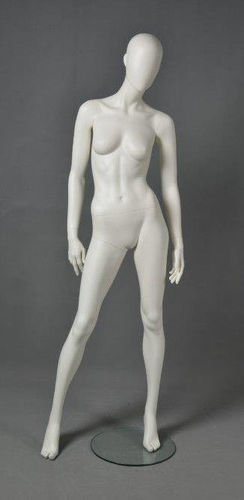 025 MANICHINO FACEOFF D01 - Manichino da donna collezione FACE OFF D01