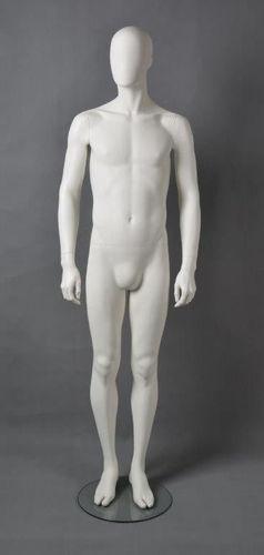 025 MANICHINO FACEOFF U05 - Manichino da uomo collezione FACE OFF U05