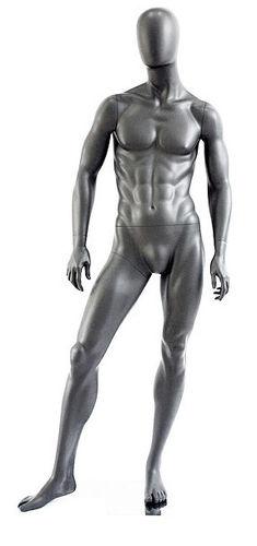 025 MANICHINO UEG P 01 - manichino stilizzato per abbigliamento da uomo