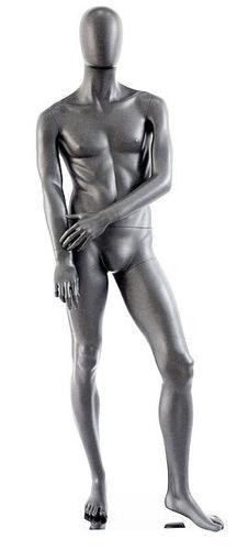 025 MANICHINO UEG P 03 - manichino stilizzato per abbigliamento da uomo