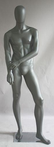 025 MEX 03 MG - Manichino stilizzato da uomo
