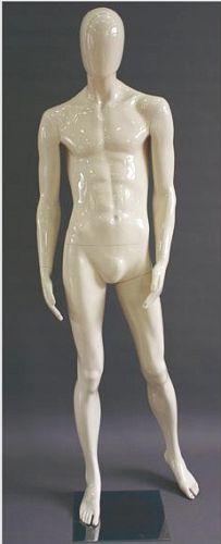 025 MEX 11 BI - Manichino stilizzato da uomo