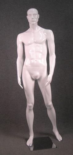 025 ORION 11 BI - Manichino stilizzato uomo viso scolpito