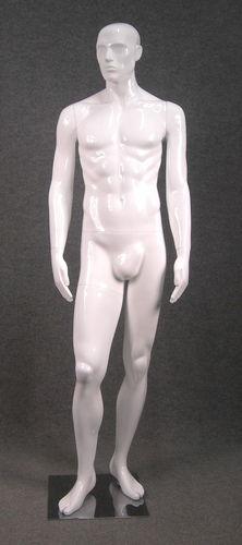 025 ORION 16 BI - Manichino stilizzato uomo viso scolpito