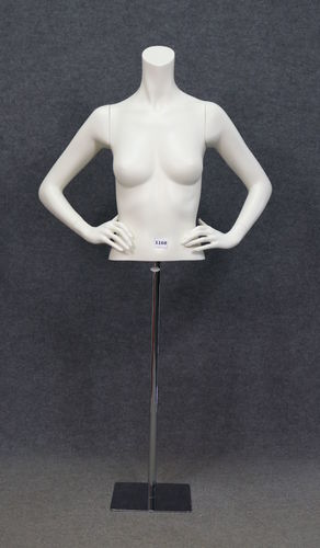 034 BUSTO 1168D - Busto da donna marchio Vision