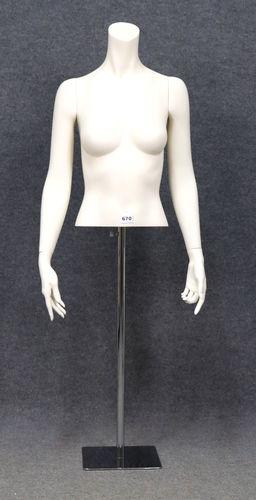 034 BUSTO 670D - Busto da donna marchio Vision
