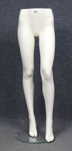 034 GAMBE 647D - Gambe usate di donna marchio Vision