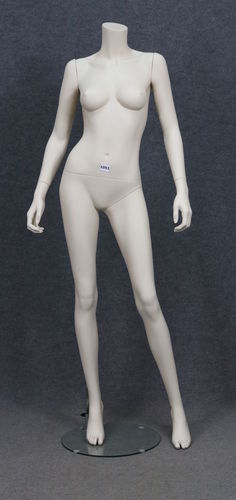 034 MANICHINO 1051D - Manichino usato da donna senza testa