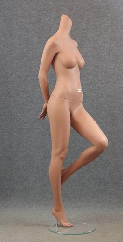 034 MANICHINO 1073D - Manichino usato da donna senza testa