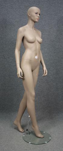 034 MANICHINO 320D - Manichino usato da donna modello Vision PELLE SCURA