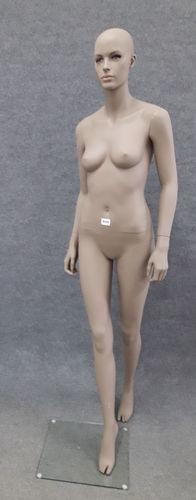 034 MANICHINO 998D - Manichino usato da donna modello Vision PELLE SCURA