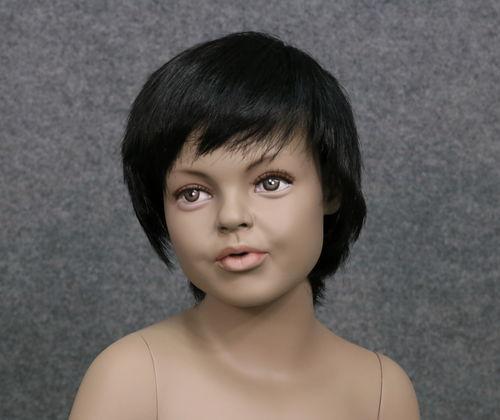 034 PARRUCCA 407 10 1B - Parrucca per manichino bambina marchio Window Mannequins