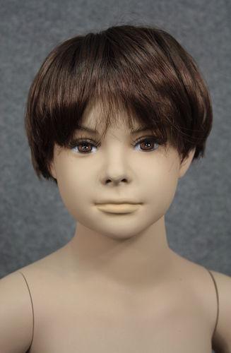 034 PARRUCCA DINO - Parrucca per manichino da bambino