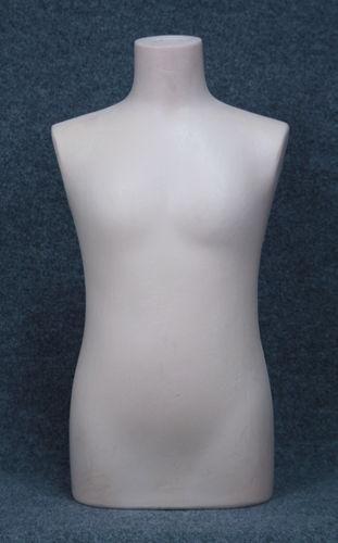 035 BUSTO 1012B GREZZO - Busto da bambino in poliuretano grezzo