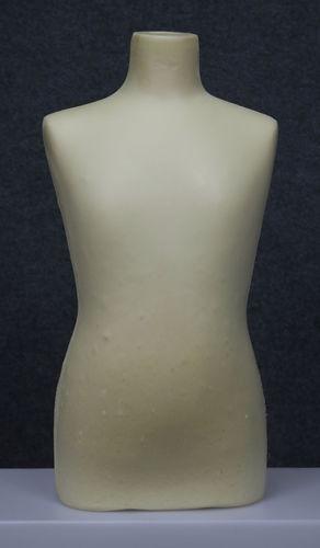 035 BUSTO 810B GREZZO - Busto da bambino in poliuretano grezzo