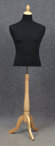 035 BUSTO SARTORIA UOMO NE 3PLE - Busto sartoria uomo nero
