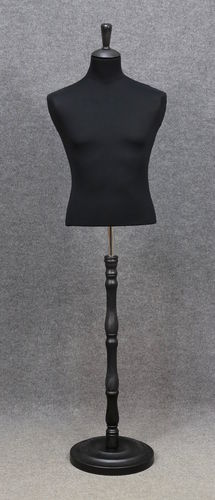 035 BUSTO SARTORIA UOMO NE TO4PLNE - Busto sartoria uomo nero