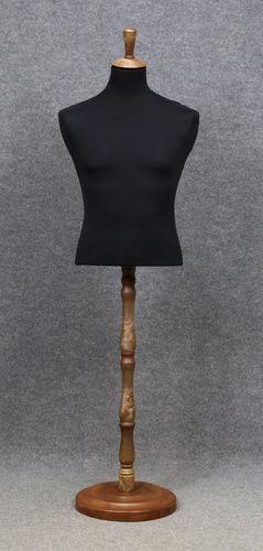 035 BUSTO SARTORIA UOMO NE TO4PLNO - Busto sartoria uomo nero