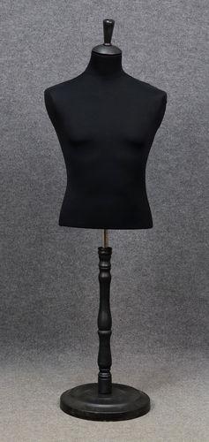 035 BUSTO SARTORIA UOMO NE TO6PLNE - Busto sartoria uomo nero