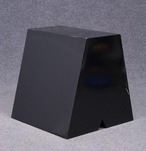 035 ESPOSITORE LETTERA ANE - Espositore lettera a colore nero
