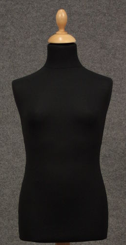 035 FODERA BAMBINO 1012 NE - Fodera spessa di ricambio da bambino 10-12 anni colore nero