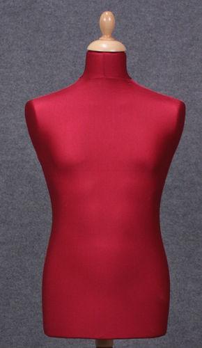 035 FODERA UOMO ROSCU - Fodera di ricambio da uomo colore rosso scuro tobago