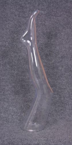 035 GAMBA PORTACALZE COLLANT 203TR - Gambe portacalze collant trasparente