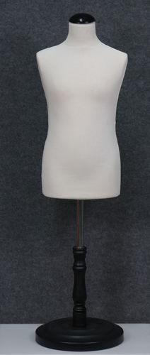 035 SARTORIA BAMBINO 1012B BI TO6PLNE - Manichino sartoriale colore bianco da bambino 10-12 anni