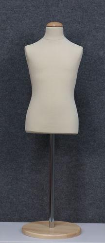 035 SARTORIA BAMBINO 68 EC TOME - Busto sartoria colore ecru da bambino circa 6-8 anni