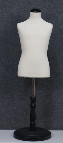 035 SARTORIA BAMBINO 68B BI TO6PLNE - Manichino sartoriale colore bianco da bambino 6-8 anni