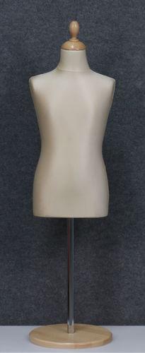 035 SARTORIA BAMBINO 810 EC TOME - Busto sartoria colore ecru da bambino circa 8-10 anni