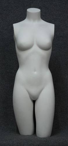 035 TORSO BODY DUO - Torso donna senza braccia in vertoresina