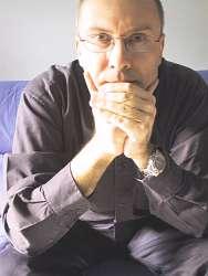 Danilo Petrini, titolare della ditta Centro Manichini