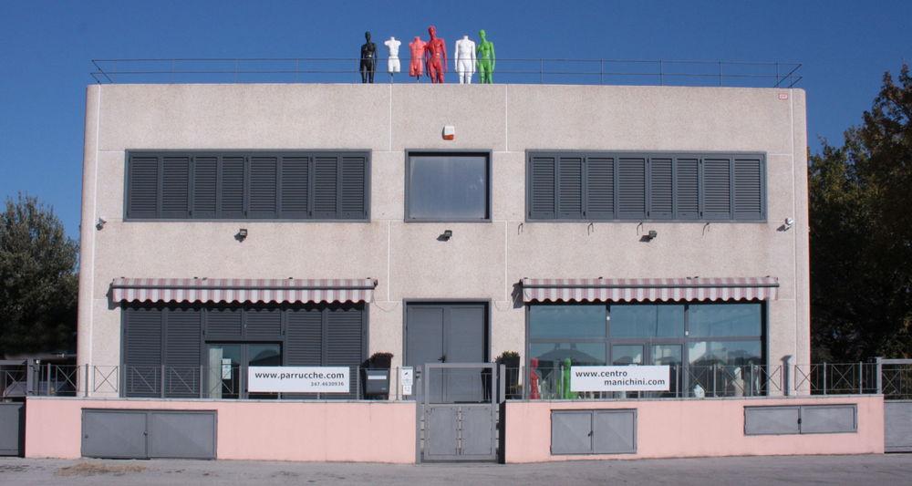 Sede dell'azienda Centro Manichini