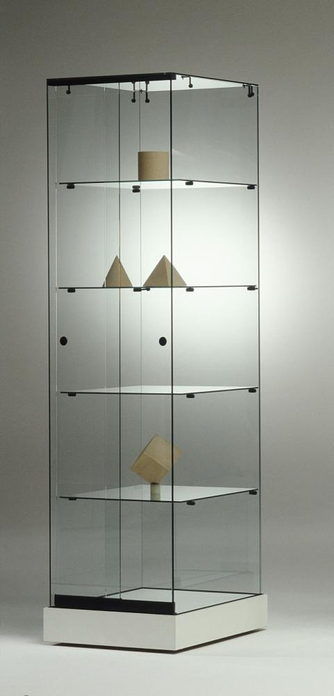 Pin vetrina in vetro collezione magnolia by miniforms for Vetrina in vetro