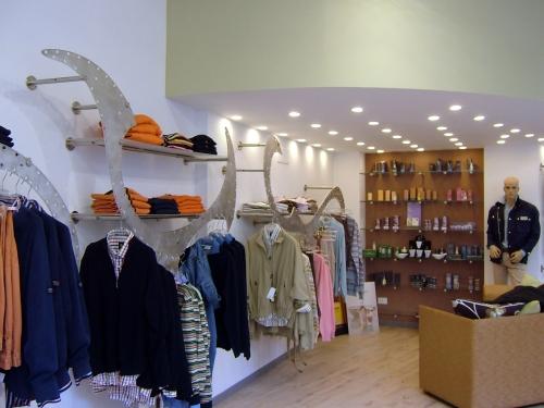 0401 arredamento abbigliamento appenderia espositore for Forum arredamento galleria fotografica