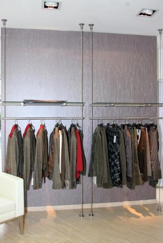 Arredamento per negozi di abbigliamento tutte le for Arredamento per negozi abbigliamento