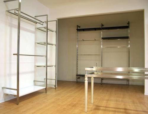 0529 arredamento tavolo struttura ripiani espositori for Forum arredamento galleria fotografica