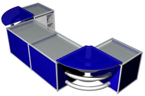 Negozi arredamento fano terdesign progetto casa della for Michael nicholas progetta mobili