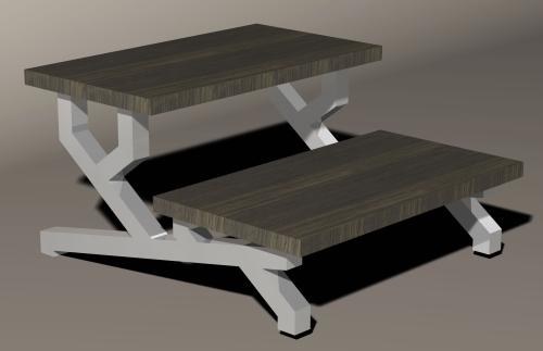 1201 arredamento negozi tavolino espositore for Forum arredamento galleria fotografica