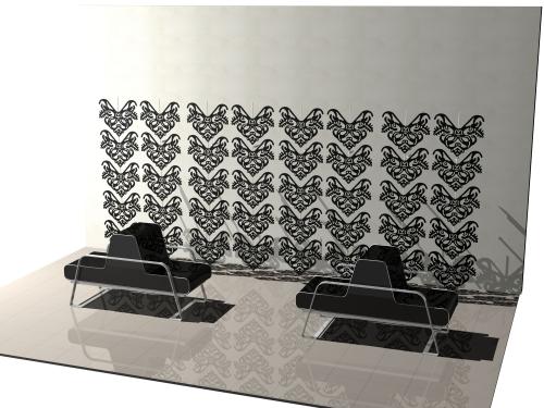 1204 arredamento negozi parete stilizzati panca for Forum arredamento galleria fotografica