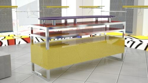 1259 banco vendita arredamento negozi struttura appenderia for Forum arredamento galleria fotografica