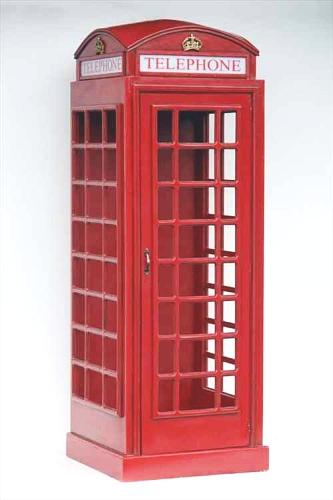 5246 arredamento cabina telefonica inglese