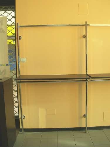 7197 arredamento negozio usato struttura a parete for Forum arredamento galleria fotografica